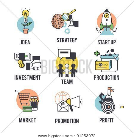 Set the startup logo.