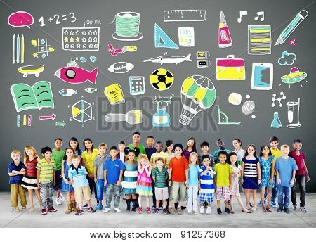School Activity Sport Hobby Leisure Game Concept