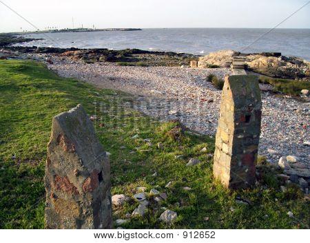 Two Pillars And Coast