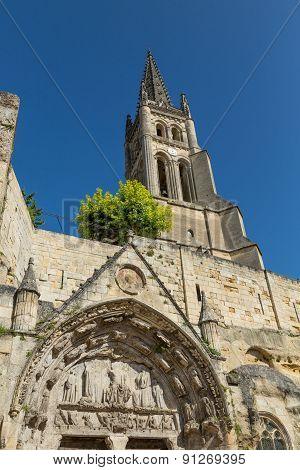 The Church in St. Emilion