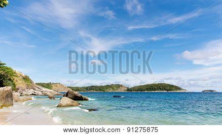 Aosane-beach Phuket Island
