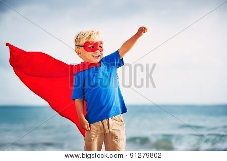 Super Hero Kid