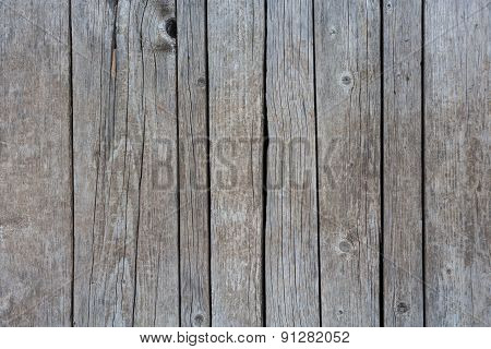 Wooden Background Gray