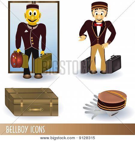 Bellboy icons