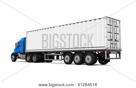 Cargo Delivery Truck