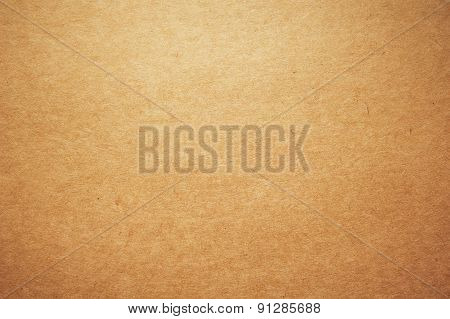 Kraft Brown Paper Background
