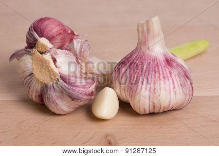 Garlic - Clove And Head
