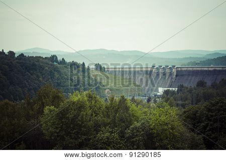Solina Dam - Poland