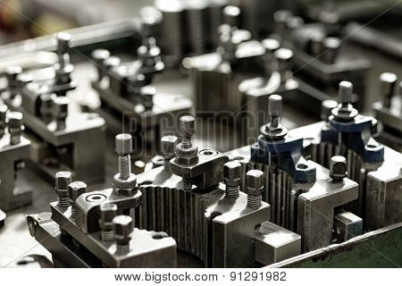 Mechanics Lathe Parts