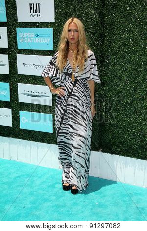 0LOS ANGELES - MAY 16:  Rachel Zoe at the Super Saturday LA at the Barker Hanger on May 16, 2015 in Santa Monica, CA