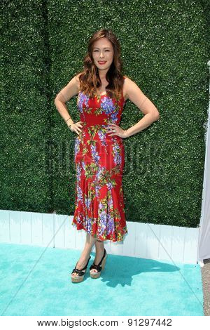 0LOS ANGELES - MAY 16:  Lindsay Price at the Super Saturday LA at the Barker Hanger on May 16, 2015 in Santa Monica, CA