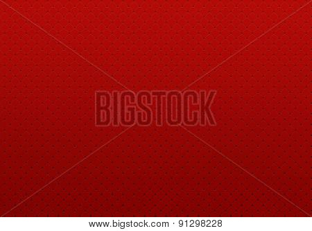 Red Abstract Background With Veil Ornament