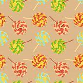 pic of lollipop  - Lollipop icon - JPG