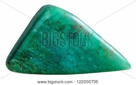 Polished Fuchsite In Green Quartzite Gem Stone
