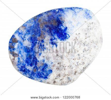 Polished Lapis Lazuli Mineral Gem Stone