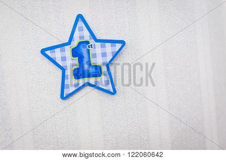 Birthday Sticker Decor