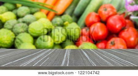 Kaffir Lime Tomato Carrot Cucumber