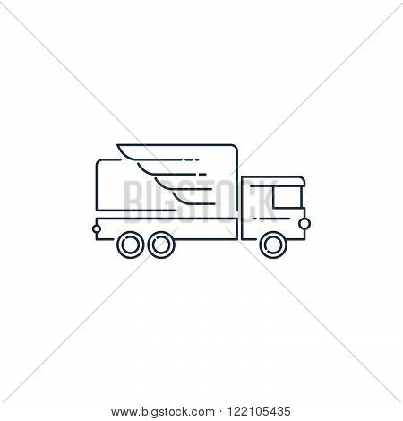Truck transportation company. Express delivery service. Export and import.