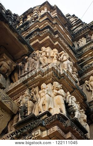 ancient, attraction, bas, relief, bas-relief, building, carve, culture, erotic, famous, heritage, hindu, hinduism, historic, india, indian, intercourse, kama, kamasutra, khajuraho, lakshman, madhya, pradesh, men, monument, old, ornate, people, rajput, rel