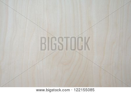 Light brown veneer texture closeup and background