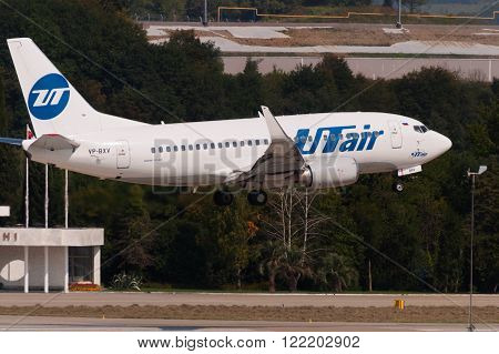 Boeing 737-800 Jet Aircraft