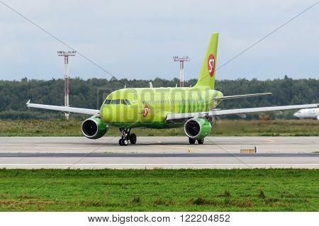 Airbus A319 Jet Aircraft