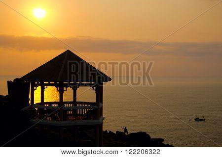 Dai Lanh Cape, Phu Yen, Viet Nam, Sunrise