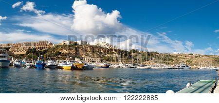 Gozo Island View