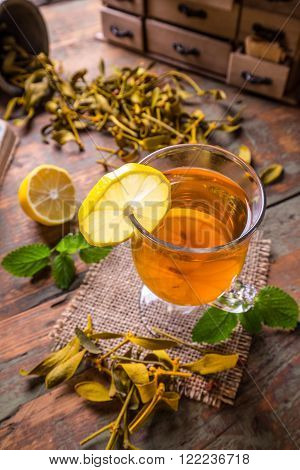 Herbal Tea Composition