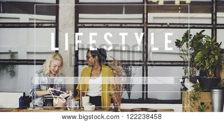 Lifestyle Situation Habits Interests Concept