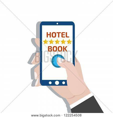 Guest Book Vector