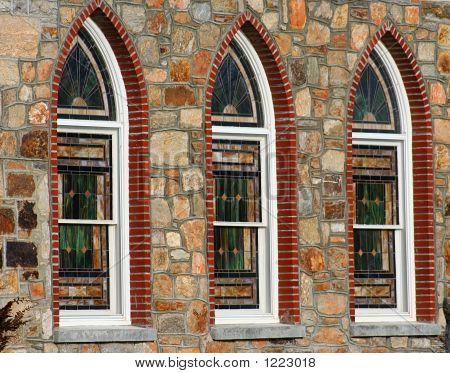 Bogenfenstern