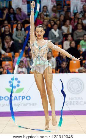 Svetlana Rudenko, Kyrgyzstan