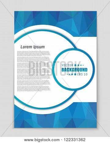 Abstract vector background for web and mobile applications, art template design, list, page, mockup brochure theme style, banner, idea, cover, booklet, blank, card