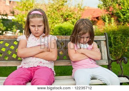 Quarrel - Offended Sisters