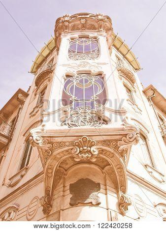Casa Fleur Fenoglio, Turin Vintage