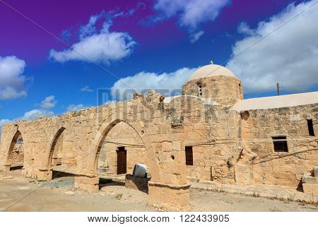 Ancient church of