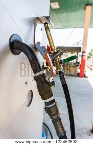 Tool of Liquefied petroleum gas LPG station