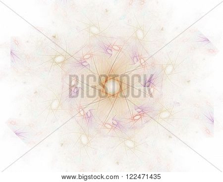 The Colors In The Series, Fancy Paint. Background Consists Of Fractal Color Texture And Is Suitable