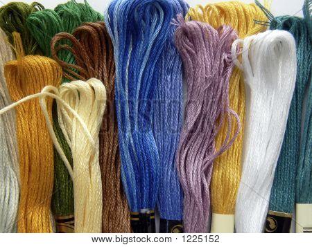 Silk Skeins
