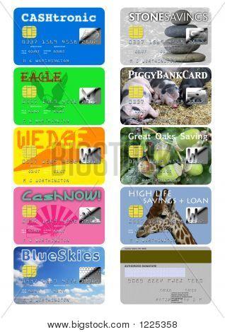 Creditcards Composite