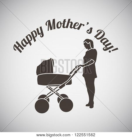 Mother's Day Emblem