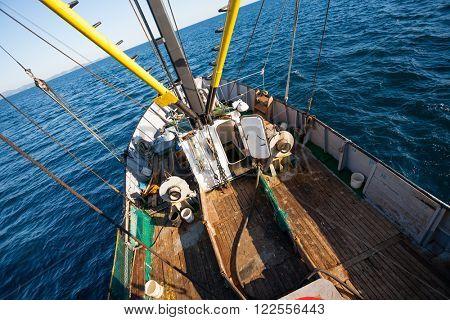 малые рыболовные сейнера фото