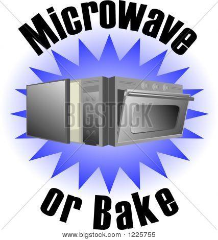 Microwave Or Bake