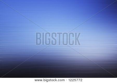 Metallic Blue Bkgd