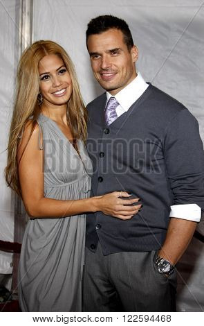 Antonio Sabato Jr. at the Los Angeles Premiere of
