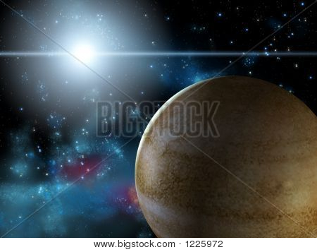 Planet And Star