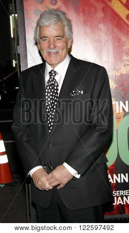 Dennis Farina at the HBO's  Los Angeles Premiere of