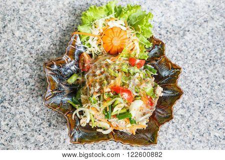 Thai Vermicelli Salad