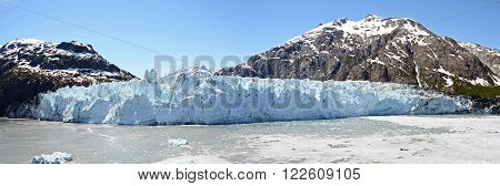 Margerie Glacier in Glacier Bay National Park a UNESCO World Heritage Site